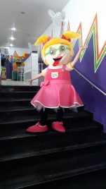 Mascote Kilooco Meninas