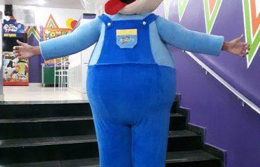 Mascote Kilooco Meninos